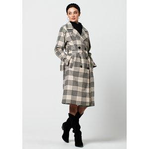 Rut&Circle Rut&Circle Cassandra coat 20-03-22 light beige