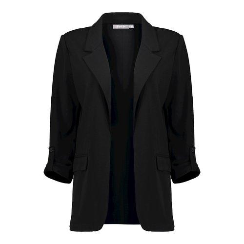 Geisha Geisha blazer punta 05520-10 black