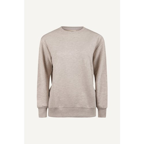 24colours 24Colours Sweatshirt 50637c beige