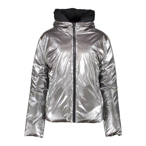 Geisha Geisha jacket 08538-12 antique silver/black