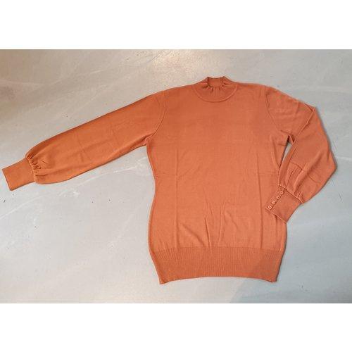 Zoso Zoso sweater 204Marion cognac