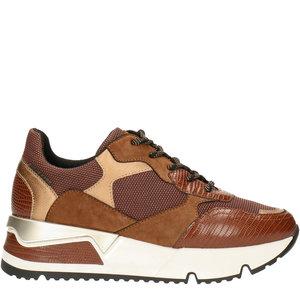 BullBoxer Bullboxer sneaker 323000F5TBBRGO brown