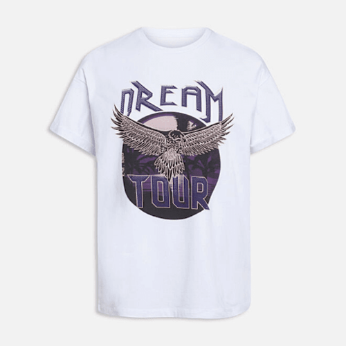 Sisters Point Sisters Point t-shirt Paya 13115 white - purple