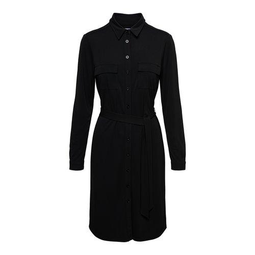 &Co Liselot dress 06AW-DR105-A black
