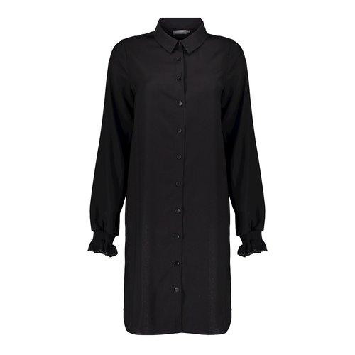 Geisha Geisha Blouse Dress  black