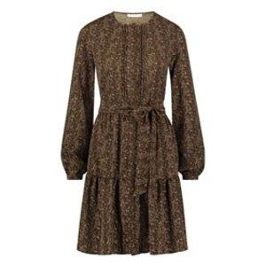 Freebird Freebird mini dress long sleeve Bobby brown