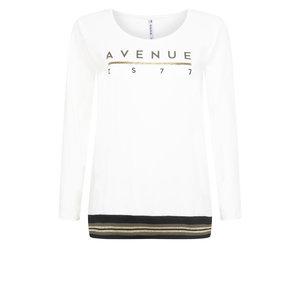 Zoso ZOSO Shirt with tricoband 205Avenue blackarmy