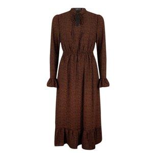Ydence Ydence Maxi dress Moni black print