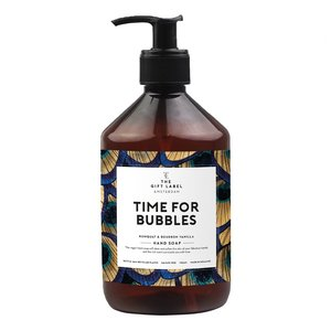 The Gift Label Hand soap 500ml- Time for bubbles