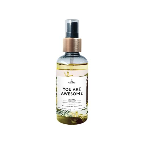 The Gift Label Body mist- You are awesome