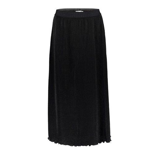 Geisha Geisha skirt plisse 06852-99 black