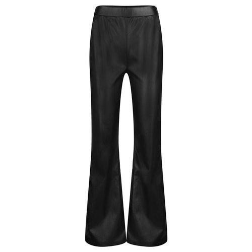 Ydence Ydence flared pants Lois black