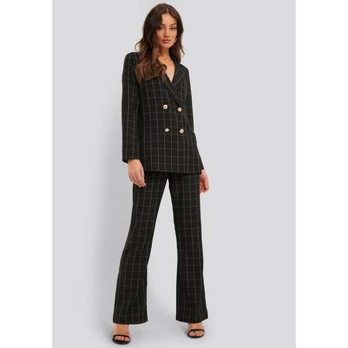 Rut&Circle Rut&Circle Grace pants 20-04-18 black check