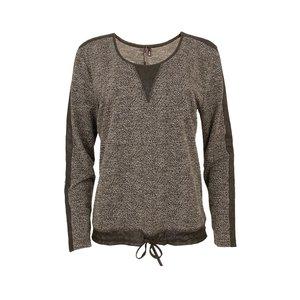 Dreamstar Dreamstar W20 508 Suske sweater comfort grijs melange