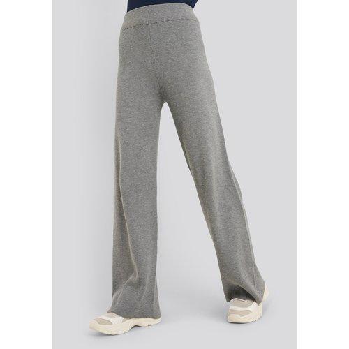 Rut&Circle Rut&Circle pant knit Maja 20-04-49 grey melange