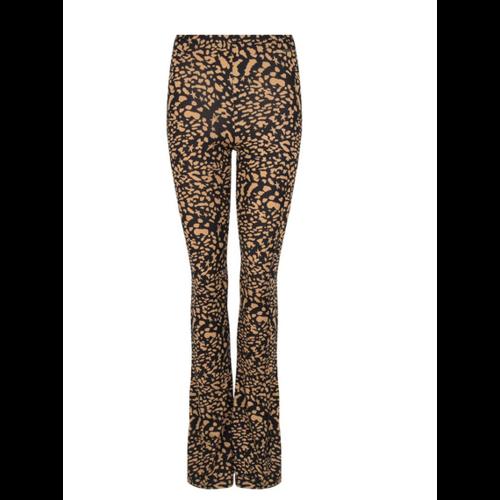 Ambika Ambika flared pants print
