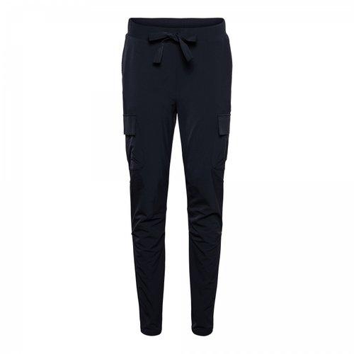 &Co &Co pants Piene 11ss-pa115-b blue