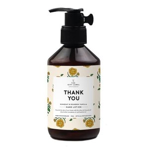 The Gift Label Hand lotion 250 ml - Thank you - 1020039