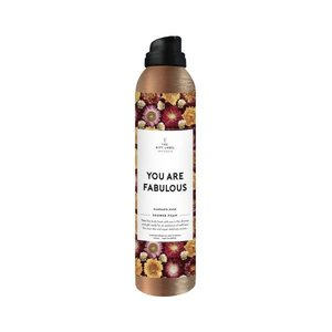 The Gift Label Body foam - You are fabulous