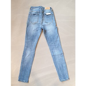 Queen hearts skinny jeans 827 dark blue