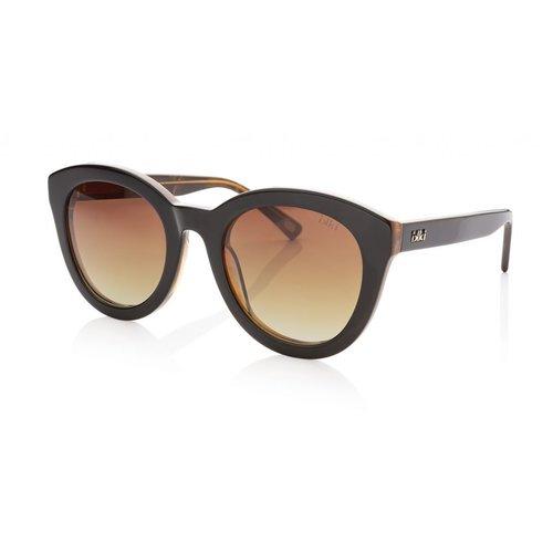 IKKI Ikki zonnebril 49-4 brwon gold / gradient brown