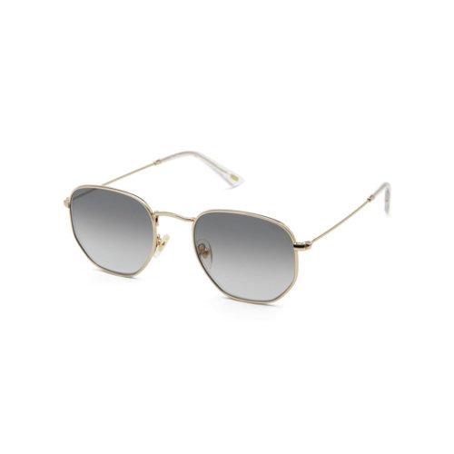 IKKI Ikki zonnebril 71-4 gold / gradient blue