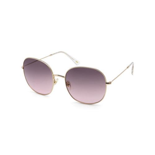 IKKI Ikki zonnebril 72-2 gold / gradient pink