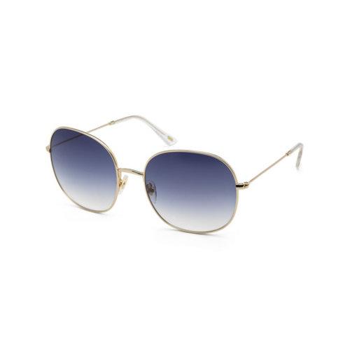 IKKI Ikki zonnebril 72-4 gold / gradient blue