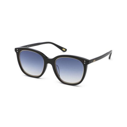 IKKI Ikki zonnebril 75-1 black / gradient blue