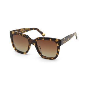 IKKI Ikki zonnebril 80-2 light turtle / gradient brown