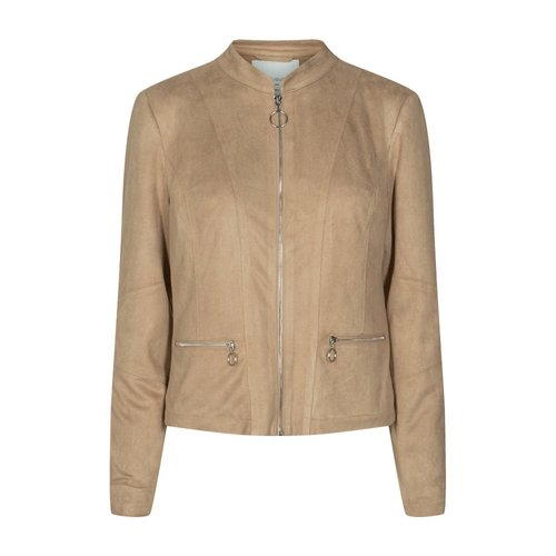 Freequent Freequent jacket beige 120652