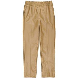 Garcia Garcia leatherlook pants B10111 tan