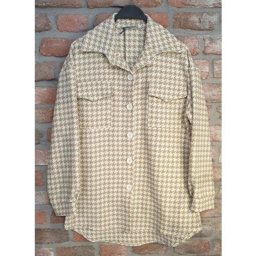 G. Ricceri Pied de Poule Jas/vest One Size