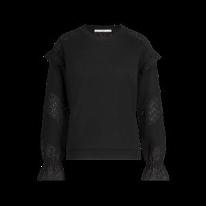 Aaiko Aaiko sweaters Sharry 290 black