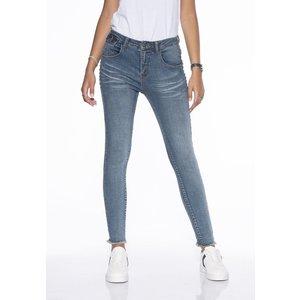 Bianco Bianco boyfriend jeans 1218450 medium blue denim