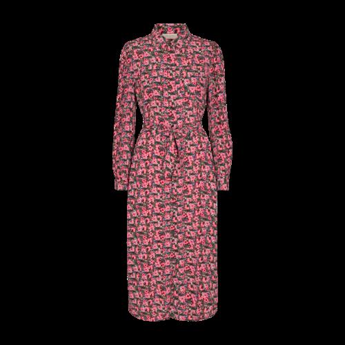 Freequent Freequent dress 124260 bloemetje