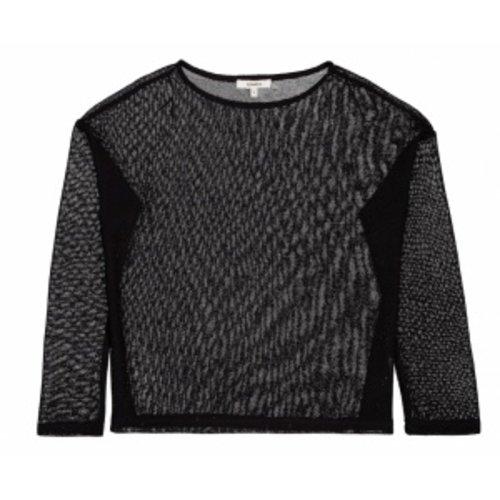 Garcia Garcia pullover GS100341 black