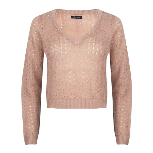 Ydence Ydence knitted sweater Savannah