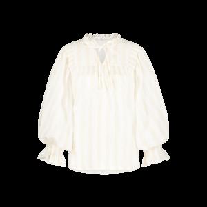 Aaiko Aaiko blouses Carella 510 les blancs