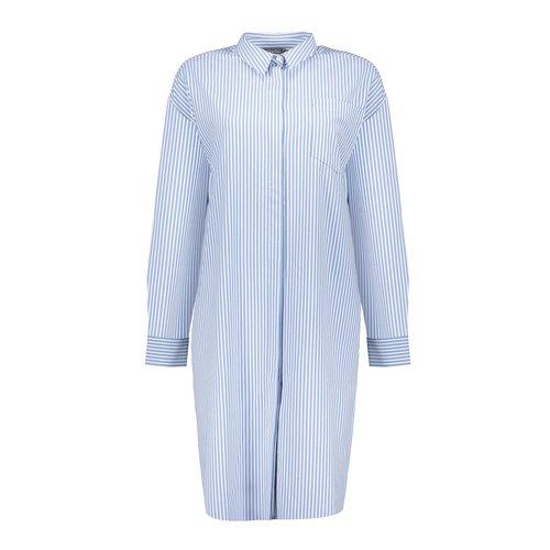 Geisha Geisha dress blouse 17133-20 light blue combi