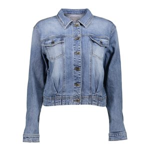 Geisha Geisha jeansjacket 15011-10 blue denim