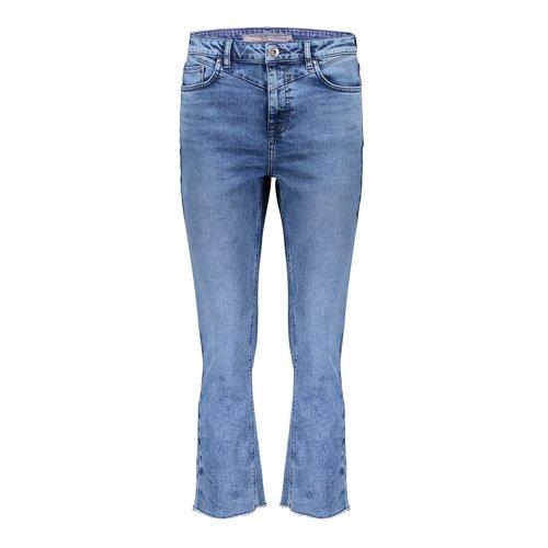 Geisha Geisha jeans highwaist 11090-44 bleached denim
