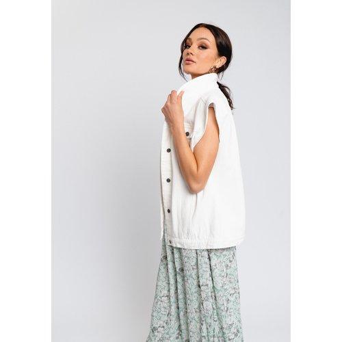 Rut&Circle Rut&Circle Naomi Vest 21-01-43 white