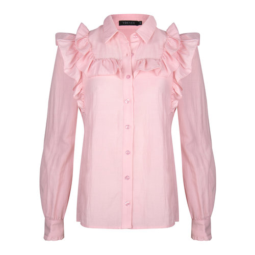 Ydence Ydence blouse Merel pink