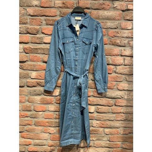 Freequent Freequent 124357 FQFIA Vintage Blue Denim