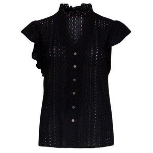 Smashed Lemon Smashed Lemon blouse 21177 black