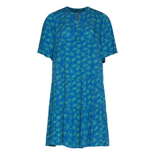 Smashed Lemon Smashed Lemon dress 21133 cobalt-turquoise