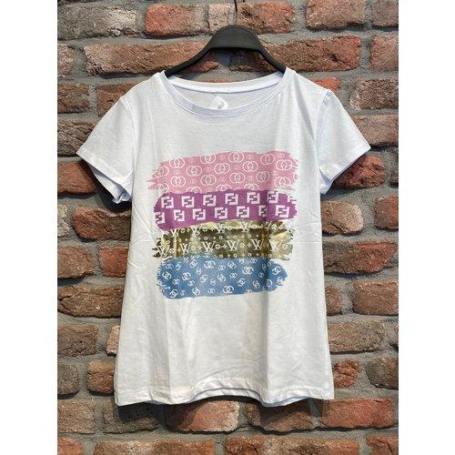 Dida T-shirt print