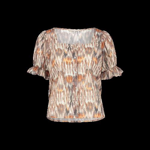 Aaiko Aaiko T-shirt Alona 610 terra dessin