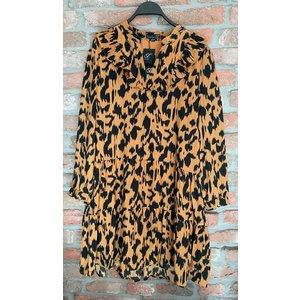 Smashed Lemon Smashed Lemon dress 20829 brown-black